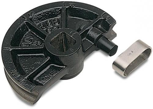 CBC ohýbací segment LI, inch 3/8˝(17,2mm)/ R 53,5mm