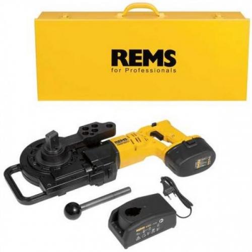 REMS Akku-Curvo Set 15-18-22-28mm
