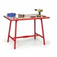 Skládací pracovní stůl 1000 x 500 x 845 mm