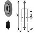 ZENTEN Řezné kolečko Cu, Al (19x6,2 mm)