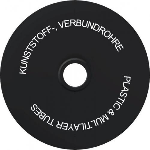 ZENTEN Řezné kolečko, Plast do s.4mm